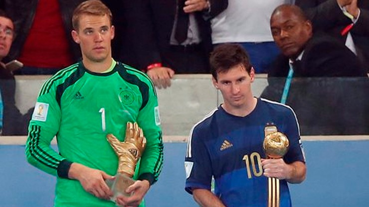 Plebiscyt FIFA i France Football: Ronaldo, Messi i Neuer w finale
