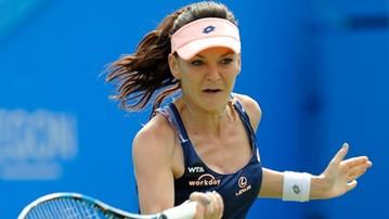 2017-01-03 WTA Shenzhen: Radwańska bez problemów awansowała do ćwierćfinału