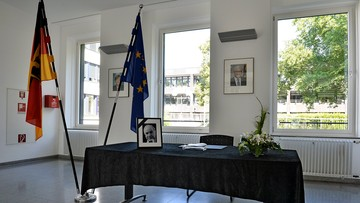 20-06-2017 14:33 FAZ: Kohl zostanie uczczony europejską uroczystością żałobną