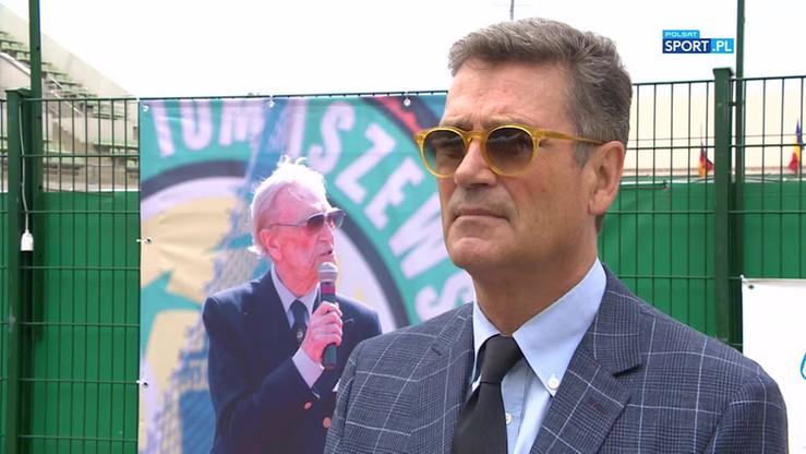 Tomaszewski: Chciałbym, aby Bohdan Tomaszewski Cup trwał kolejne 50 lat
