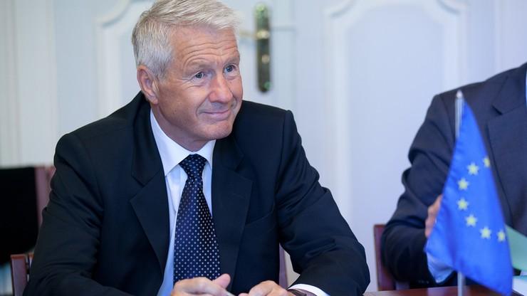 Szef Rady Europy: na początku kwietnia odwiedzę Polskę
