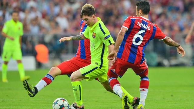 Piłkarska LM: Ronaldo i Messi na czele klasyfikacji strzelców