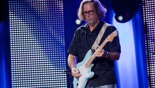 Eric Clapton traci słuch