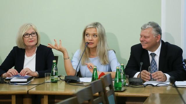 Wassermann: pierwszymi świadkami przed komisją ws. Amber Gold będą prokuratorzy