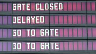 Uziemieni przez własną głupotę. Idiotyczny żart na lotnisku w Gdańsku