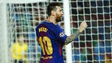 2017-10-19 Co połknął Messi w meczu z Olympiakosem?