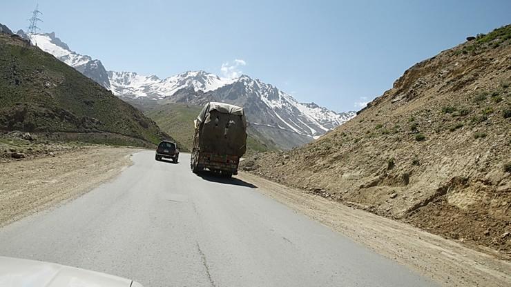 Rodzina zginęła w wypadku ciężarówki w Kabulu