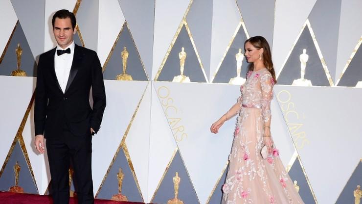 Federer gościem na ceremonii wręczania Oscarów