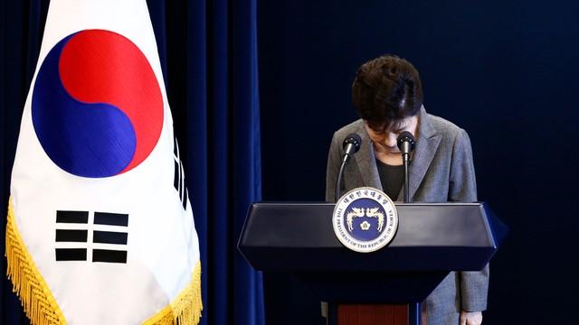 Była prezydent Korei Płd. wzięła łapówkę od Samsunga?