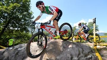 2017-07-30 ME w kolarstwie górskim: Zwycięstwo Floriana Vogela, 16. miejsce Marka Konwy