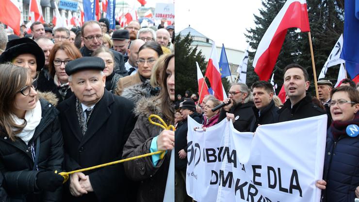 """""""Polowanie na demony"""". Niemieckie media o demonstracjach w Polsce"""