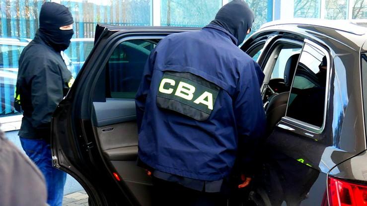CBA zatrzymało trzech wojskowych podejrzanych o przyjmowanie korzyści majątkowych