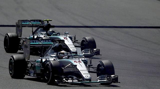 Formuła 1: Rosberg najszybszy na ostatnim treningu przed GP Hiszpanii