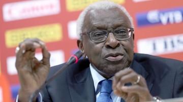 2015-11-06 Gala IAAF odwołana z powodu skandalu wokół byłego prezydenta