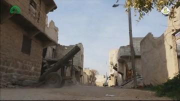 29-02-2016 11:25 Syria: siły rządowe odzyskały kontrolę nad strategiczną drogą do Aleppo