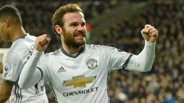 2017-01-11 EFL Cup: Manchester United bliżej finału
