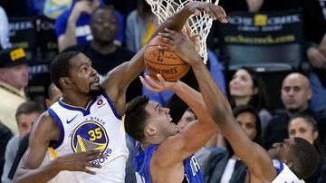2017-11-19 NBA: Wojownicy odrobili 24-punktową stratę i wygrali w Filadelfii