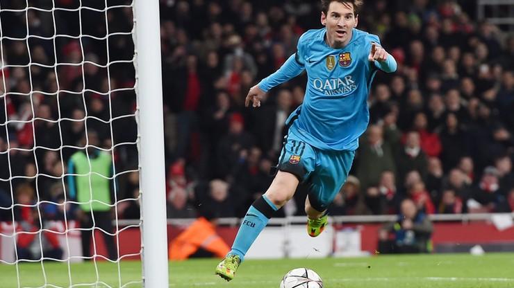 Messi zdobył bramkę numer 10 tys. dla Barcelony!