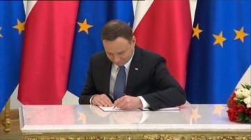 02-03-2017 10:27 Prezydent podpisał ustawę budżetową, choć wiedział, że może być niezgodna z konstytucją