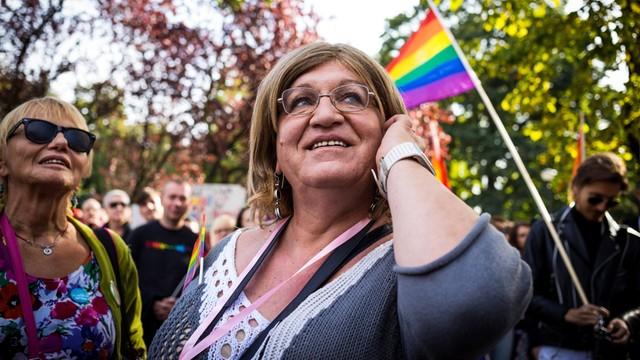Grodzka: Duda okazał się funkcjonariuszem politycznym PiS-u