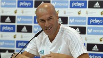 2017-08-12 Zidane przedłuży kontrakt z Realem Madryt