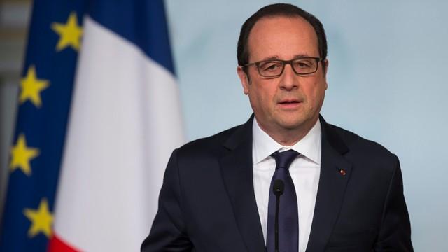 Hollande: wyślemy do Iraku artylerię do walki z IS