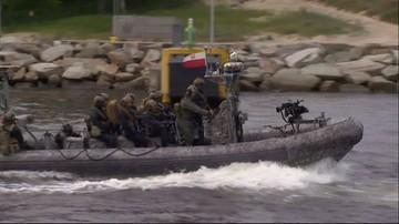 25-06-2017 23:02 Strona szwedzka: polscy żołnierze mieli zgodę jedynie na transport drogą lądową