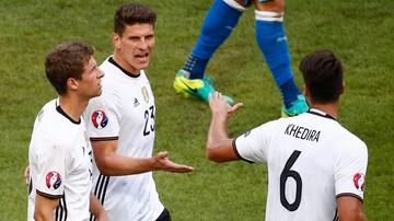 Niemcy - Słowacja: Gomez dogonił Klinsmanna!