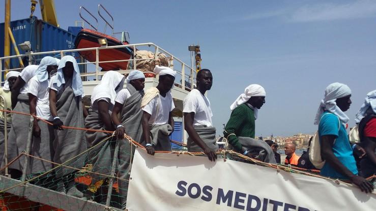 Zatonął statek na Morzu Śródziemnym. Mogło zginąć nawet 500 osób