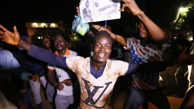 Liberia: były piłkarz George Weah wybrany na prezydenta