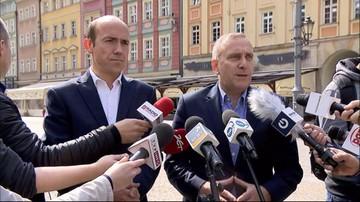 """""""Domagamy się dymisji wiceministra Zielińskiego i komisji śledczej"""". Schetyna o sprawie Igora Stachowiaka"""