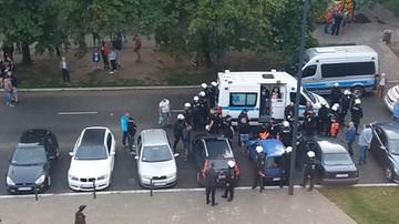 19-08-2017 21:01 Łódź: 30-letni mężczyzna ciężko raniony nożem pod stadionem Widzewa