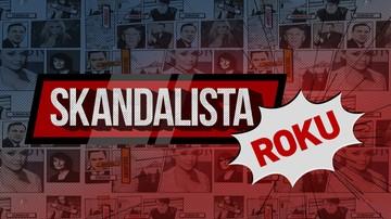 01-12-2016 16:53 Wybierz Skandalistę Roku 2016. Plebiscyt Polsat News i polsatnews.pl