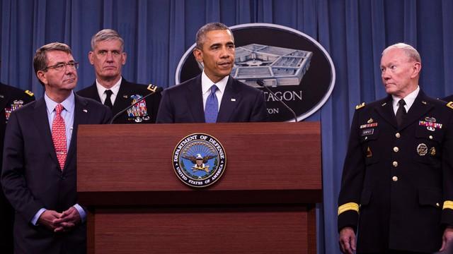 Obama stracił cierpliwość. Będą mocniejsze ataki na IS w Syrii