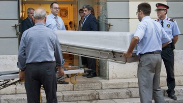 21-07-2017 06:37 Salvador Dali ekshumowany w związku ze sprawą o ojcostwo