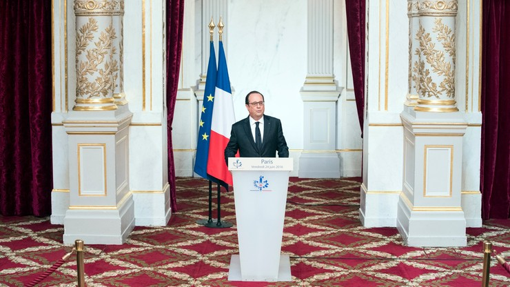 Hollande: procedury wychodzenia Wielkiej Brytanii z UE będą szybko wdrożone