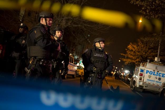 Nowy Jork: zastrzelił dwóch policjantów i popełnił samobójstwo