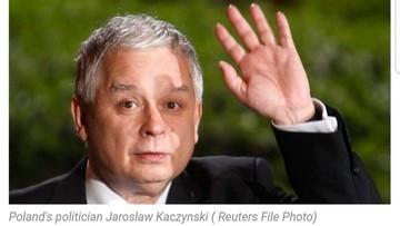 24-11-2017 17:52 Zagraniczny portal pomylił braci Kaczyńskich. Poseł Tarczyński zareagował: użyjcie Google i mózgu