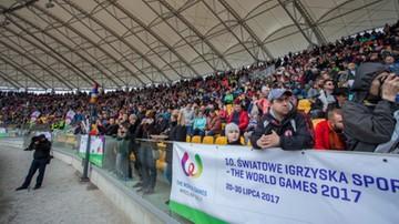 2017-04-08 The World Games 2017: Stadion Olimpijski oficjalnie otwarty