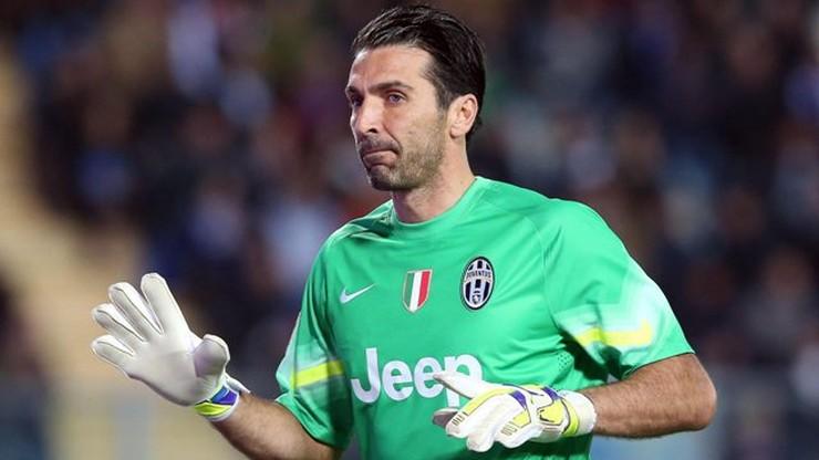 Buffon przedłużył umowę z Juventusem