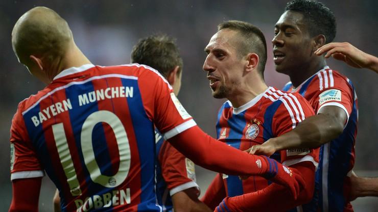 Bayern jedzie do Dortmundu bez trzech gwiazd