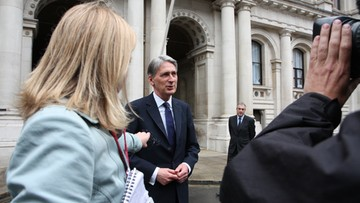 """03-10-2016 10:50 Brytyjską gospodarkę czekają """"turbulencje"""". Minister finansów o sytuacji po Brexicie"""