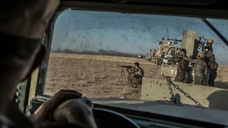 """""""Potrzeba trzech miesięcy na wyeliminowanie Państwa Islamskiego z Iraku"""""""