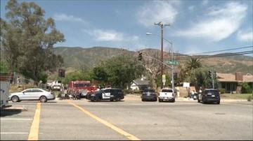 11-04-2017 05:21 Strzelanina w szkole w San Bernardino. Nie żyją trzy osoby