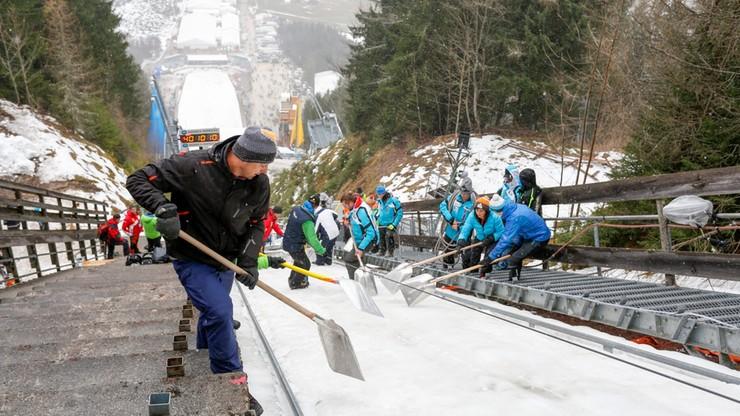 PŚ w skokach: niedzielny konkurs w Bad Mitterndorf odwołany