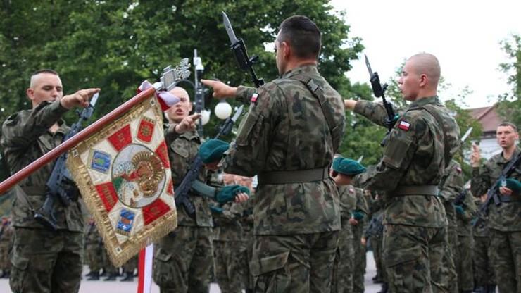 Kolejni żołnierze Terytorialnej Służby Wojskowej złożyli przysięgę