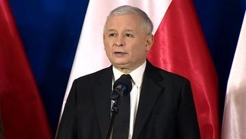 16-01-2016 22:44 Kaczyński: nie ugniemy się, nie będzie ustępstw