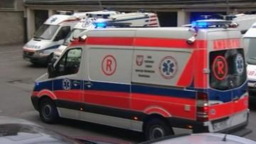 10-08-2016 18:19 Tragedia na drodze. Dwie ofiary zderzenia volkswagena z busem