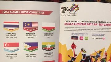 """20-08-2017 07:45 Przypisano Indonezji polską flagę. """"Pomyłkę trudno wybaczyć"""""""