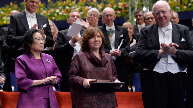 W Sztokholmie wręczono Nagrody Nobla